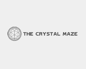 The Crystal Maze Logo